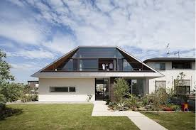 Images House Plans With Hip Roof Styles by Hip Roof On A Contemporary Home With White Stucco Siding Roof
