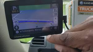 100 Rand Mcnally Truck Gps Er GPS McNally 530