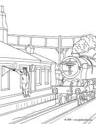 Coloriage à Dessiner A Imprimer Gratuit Train Thomas