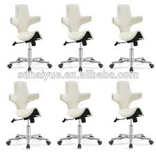 Dental Saddle Chair Canada by Height Adjustable Beauty Barber Saddle Chair Dentist Saddle Stool