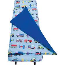 Walmart Canada Patio Rugs by Wildkin Olive Kids Train Planes U0026 Trucks Nap Mat Walmart Com
