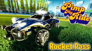100 Pimp My Truck Games PIMP MY ROCKET LEAGUE RIDE ROCKET PASS YouTube