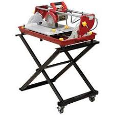 Rigid 7 Tile Saw R4020 by Tile Saws 122836 Ridgid R4020 7 In Job Site Wet Tile Table Saw