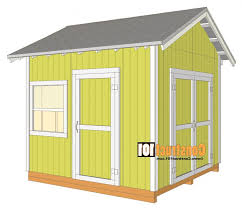 10x10 Shed Plans Gable Shed amazing 10x12 Shed Material List 15
