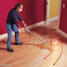 Square Buff Floor Sander by Flawless Floor Sanding Family Handyman