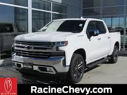 100 Chevy Ltz Truck New 2019 Chevrolet Silverado 1500 LTZ 4D Crew Cab In The Milwaukee