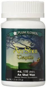 100 An Shui Wan Plum Flower An 200 Ct