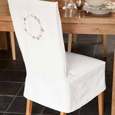 Sure Fit Dining Chair Slipcovers Uk by How To Make Chair Covers Wont Add Buttons But May Add A Ribbon