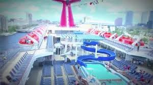 Carnival Paradise Cruise Ship Sinking Pictures by Tour Of The Carnival Paradise Huge Fun Youtube