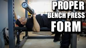 Proper Bench Press Form To Avoid Shoulder Pain Push More Weight