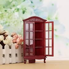 Mini Cockloft Wooden DIY Dollhouse Miniatures Furniture Kit Kids