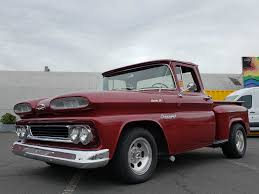 100 1960 Chevrolet Truck Used APACHE For Sale