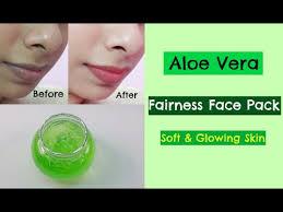 Aloe Vera Fairness Face Pack