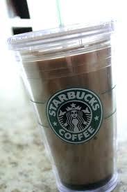 Starbucks Iced Coffee K Cups Mug Reusable Cup Plastic
