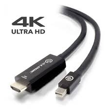 elements active mini displayport to hdmi cable with 4k 60hz support