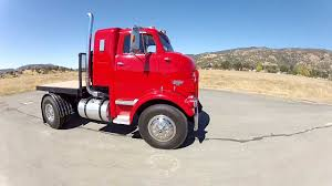 Beautifully Restored 1959 GMC Detroit Diesel Cabover!