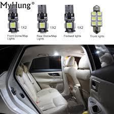 for cadillac cts convenience bulbs car led interior light c10w w5w