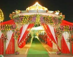 Decoration Ideas Indian Wedding Planners Gate Stage Mandap Reception