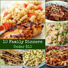10 Best Cheap And Quick Dinner Ideas Easy Recipes For Family Siudy