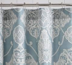 Alana Medallion Shower Curtain