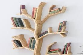 100 Tree Branch Bookshelves Elm Bookshelf