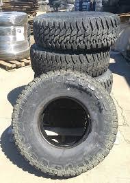 Goodyear Wrangler MT/R 37x12.50R16.5LT Tire (5 Tire Lot Sale)
