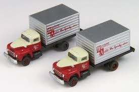 Trucks - Classic Metal Works - Vehicles & Figures - N Scale - RD ...
