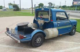 Daily Turismo: You Little Trucker: 1966 Austin Mini Turned Kenworth Craigslist Austin Tx Cars And Trucks By Owner Best Car 2017 El Paso Parts Ltt My Manipulated That I Call Mikeslist Ciason40 Tx Used Online For Sale Options For By Craigslist Scam Ads Dected On 02212014 Updated Vehicle Scams Toyota Pickup New 20 Image Of Ford Ranger Pa Fail Who Vancouver Bc Nissan Forklift Dealer Motor Oil With Semi Minnesota