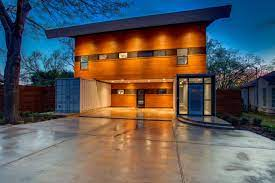 104 Shipping Container Homes In Texas A Home Midway Hollow D Magazine