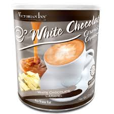 Victorian Inn Instant Cappuccino White Chocolate Caramel
