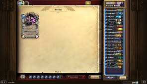 Destruction Rush Theme Deck by New Player Tavern Hearthstone Forums