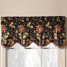 Cheap Waterfall Valance Curtains by Decorating Waverly Valances Curtains Waverly Window Treatments