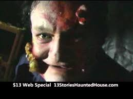 13 stories haunted house kennesaw youtube