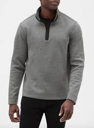 Extra 50% Off Clearance + 15% Off: Mens Half-Zip Sweatshirt ...
