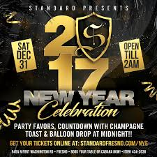 Pumpkin Patch Fresno Ca Hours by Fresno New Years Eve Party At The Standard Tickets Sat Dec 31