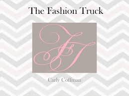 The Fashion Truck By Carly Coffman - Issuu