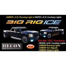 100 Running Lights For Trucks Amazoncom Recon 26413X LED Light Automotive