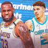Lakers star LeBron James' honest first impression of LaMelo Ball