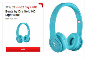 HOT Tar Beats by Dre Solo HD Light Blue Headphones in Light