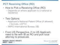 wipo international bureau patent cooperation treaty pct practice overview