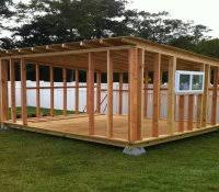 12x16 Gambrel Storage Shed Plans Free by 8x12 Lean To Shed Plans Free 12x16 Gambrel Chicken Coop Barn Combo