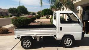 100 Micro Truck For 6000 This 1995 Honda Acty Could Be Your Mini Machine