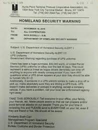 bureau ups alert ups uniforms stolen by terrorists wafflesatnoon com