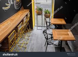 100 Creative Space Design Interior Cafe Loft Wooden Stock Photo Edit Now 1404927296