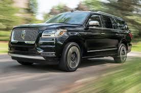 2018 Lincoln Navigator First Drive Review: Christening The Flagship ... Thread Of The Day Nextgen Lincoln Navigator What Should Change The 2015 Is A Big Luxurious American Value Ford Recalls 2018 Trucks And Suvs For Possible Unintended Movement Silver Lincoln Navigator Jeeps Car Pictures By Shipping Rates Services Used 2007 Lincoln Navigator Parts Cars Youngs Auto Center Skateboard Home Facebook Dubsandtirescom 26 Inch Velocity Vw12 Machine Black Wheels 2008 An Insanely Hot Seller Even At 100k Pin Dave On Best Cars Pinterest Matte Black Dream Its As Good Youve Heard Especially In Has Already Sold 11 Million So Far This Year
