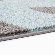 teppiche rosa für wohnzimmer teppich flachflor modern blüten