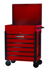 Matco Tools JSC500 Heavy Duty Service Cart In Tool Storage