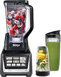 Ninja Nutri 72 Oz Blender Duo With Auto IQ Black BL641