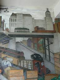 Coit Tower Murals Wpa by 18 Coit Tower Mural City Life Mikes Epic Road Trips