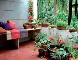 Garden In Apartment Balcony Wonder Woman
